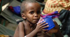 37 paises sufren hambrunas a pesar de que la Tierra tiene