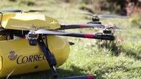 Correos considera 'viable' el uso de drones