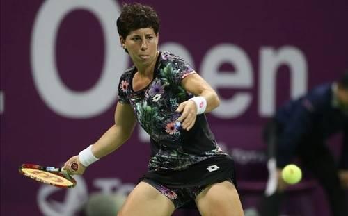 Carla Suarez se proclama campeona de Doha