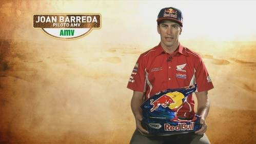Joan Barreda espera no cometer errores en el Dakar de 2016