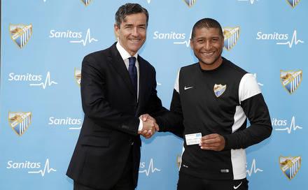 El Málaga tiene un nuevo e insospechado técnico