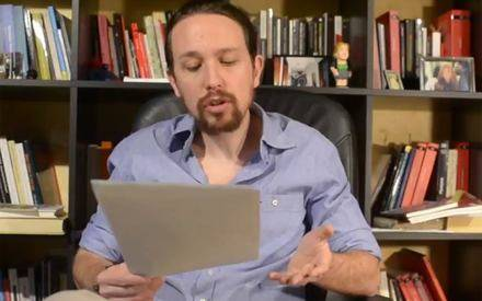 Pablo Iglesias pide disculpas por 'avergonzarnos'