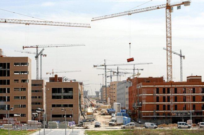 Los visados para nueva construcción vuelven a repuntar