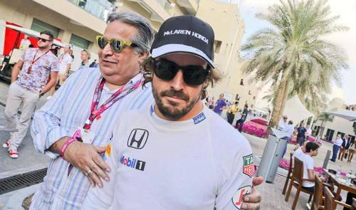 Fernando Alonso es una bomba a punto de estallar