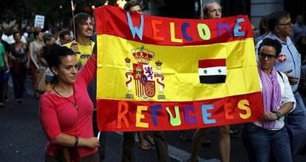España sólo ha acogido al 5% de los refugiados comprometidos