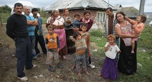 La crisis económica condena a los gitanos a la exclusión severa