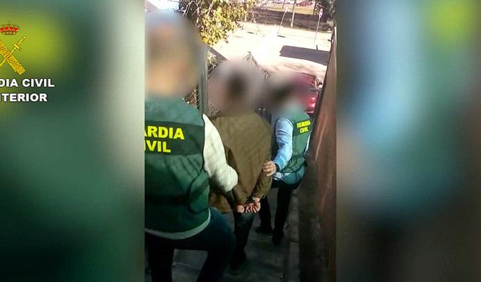 Detenido el autor de varias agresiones sexuales en la localidad madrileña de Tres Cantos