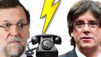 Un Rajoy muy tranquilo sufre una broma de Radio