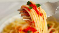 Receta de la semana: Spaghetti con salsa de verduras
