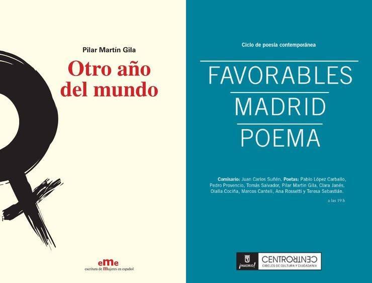 Madrid se reúne con la poesía