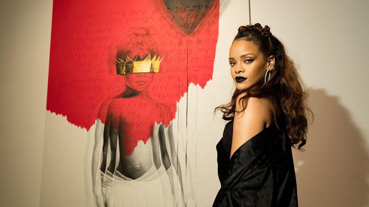 Rihanna lanza su esperado 'Anti'