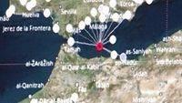 Nuevo susto en el Mar de Alborán