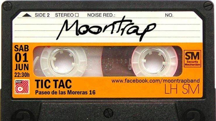 El mixtape de Moontrap