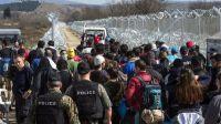 Marcha Internacional en defensa de los derechos humanos de los refugiados