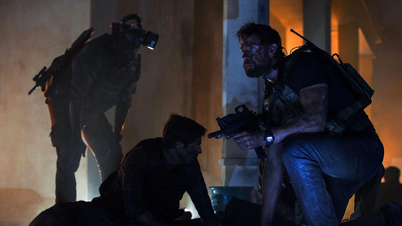 13 horas, los soldados secretos de Bengasi