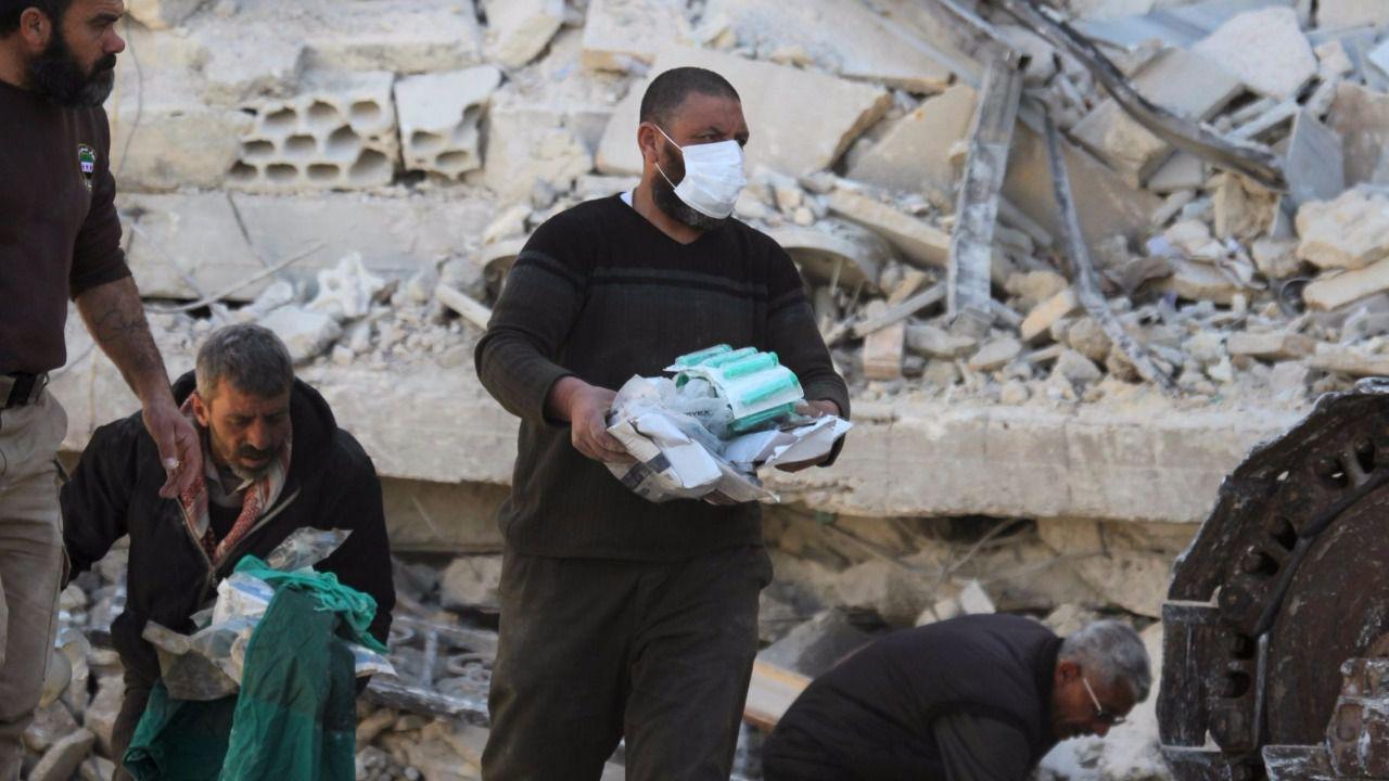Médicos Sin Fronteras atendió a casi 155.000 personas en Siria en 2015