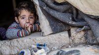 Un tercio de los niños sirios sólo conoce la guerra