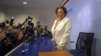 Rita Barberá no piensa dimitir