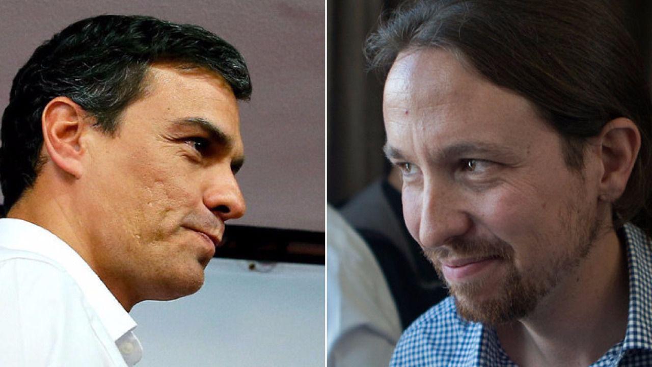 Pedro Sánchez lo intenta de nuevo con Podemos
