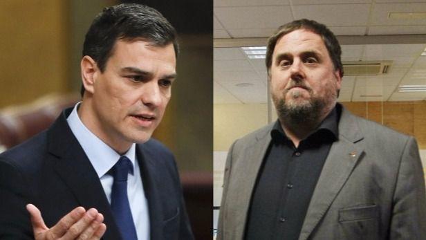 Pedro Sánchez nos explicará la reunión con Junqueras