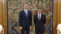 Felipe VI vuelve a tomar la iniciativa