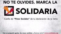 Siete millones de personas se beneficiaran de la 'X Solidaria'