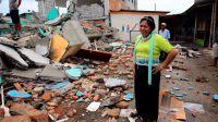 La recuperación de los ecuatorianos va a ser muy lenta