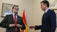 Rajoy y Sánchez 'si quisieron reunirse' (pero no salió)