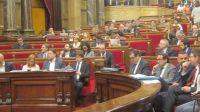 El gobierno carga de nuevo contra el Parlamento catalán