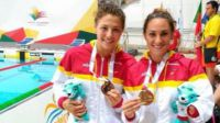 Y con ésta van 17 medallas para España