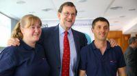 Rajoy empieza la campaña prometiendo empleos