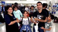 Espa�a recibe a sus primeros 20 refugiados sirios desde Grecia