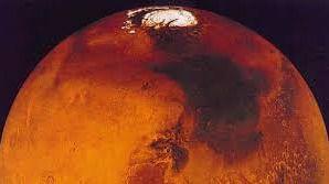 Marte está saliendo de una edad de hielo