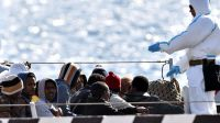 Esta crisis migratoria s�lo se puede abordar de una forma