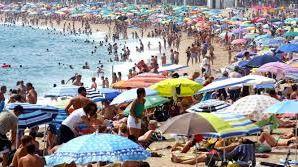 España recibió más de 18 millones de turistas el primer cuatrimestre
