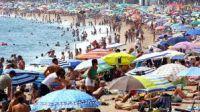 Espa�a recibi� m�s de 18 millones de turistas el primer cuatrimestre