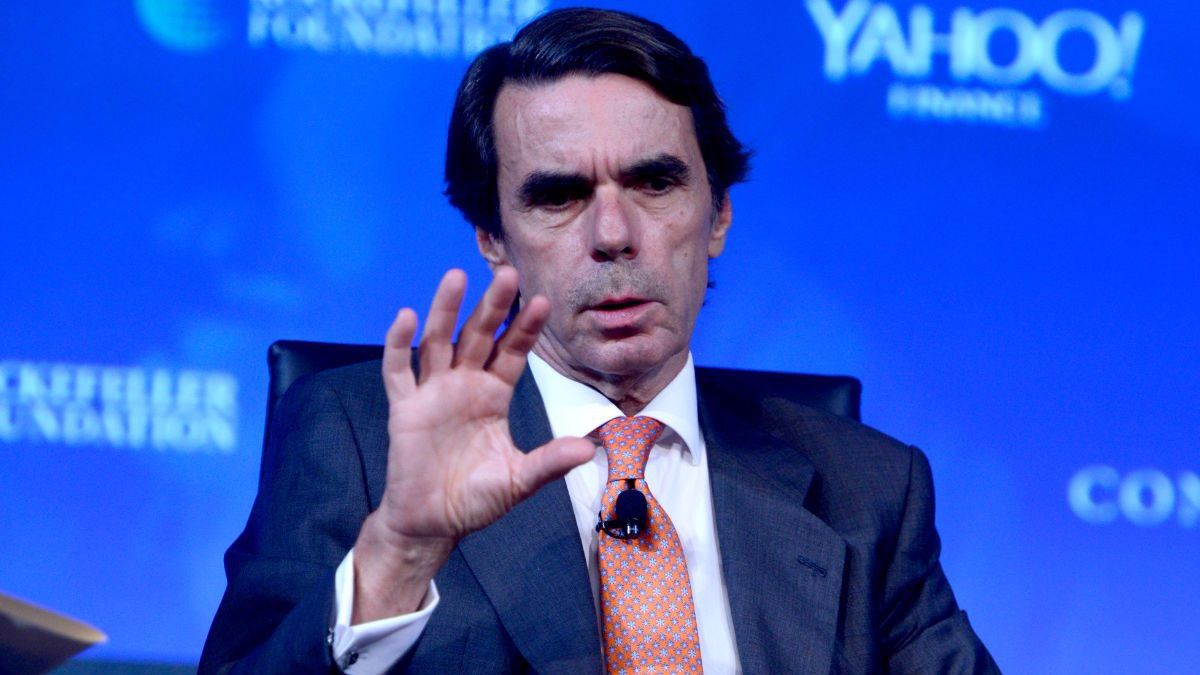 ¿Se habrá pasado Aznar a Ciudadanos?