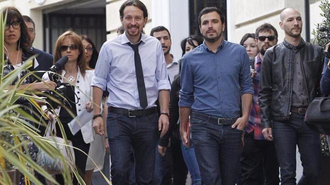 El sorpasso al PSOE ya es una realidad