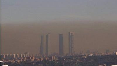 España encadena cinco años saltándose los límites de contaminación atmósférica