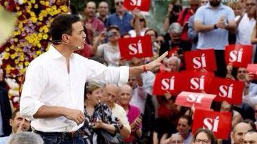 Pedro Sánchez irá al debate a por los abstencionistas