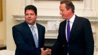 Cameron suspende el acto contra el Brexit en Gibraltar