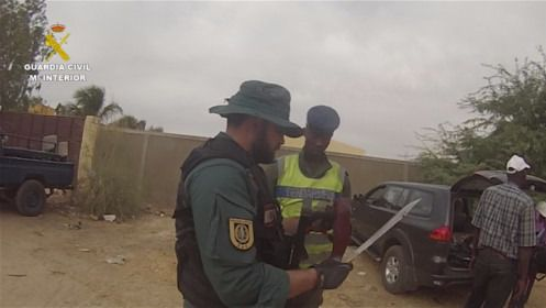 La Guardia Civil lidera el GAR-SI Sahel