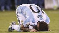 Messi se rinde