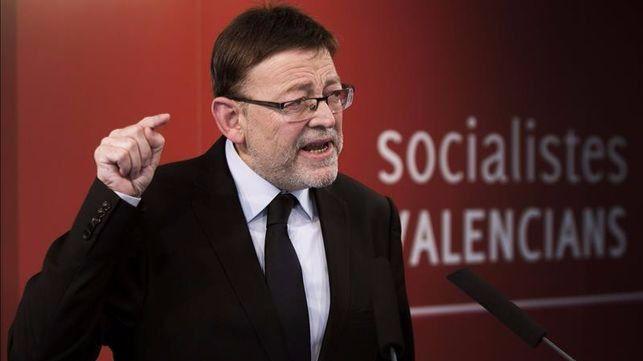 Ximo Puig invita a Rajoy a
