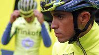 Contador abandona el Tour
