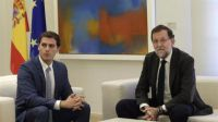C's no descarta facilitar la investidura a Rajoy