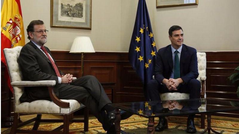 Rajoy dispuesto a mojarse para gobernar