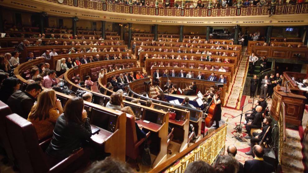 El martes comienza la XII legislatura