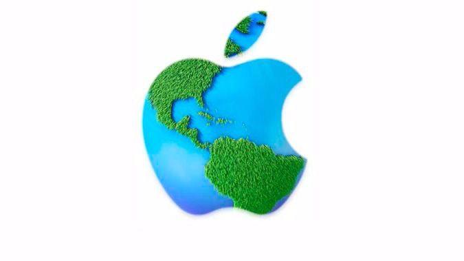 Apple y su política de 'cero residuos'