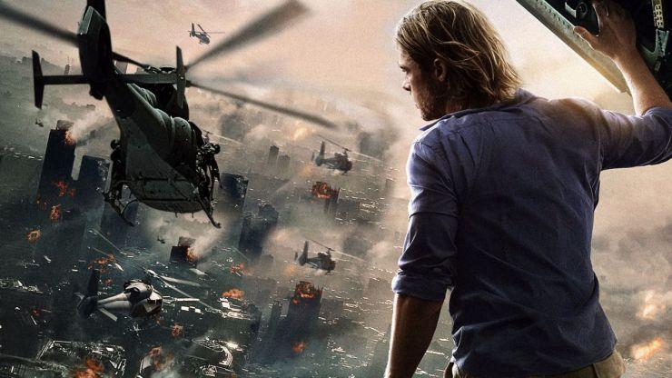 'Guerra Mundial Z' da la sorpresa en Telecinco